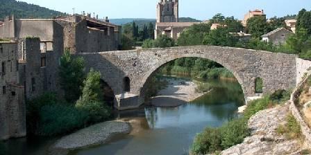village médiéval de  Lagrasse