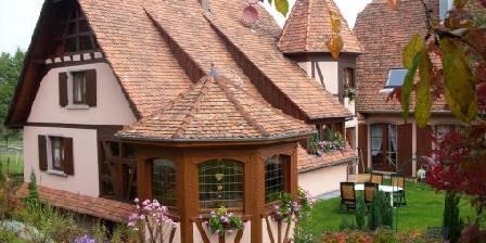 La Romance Côté jardindes hôtes