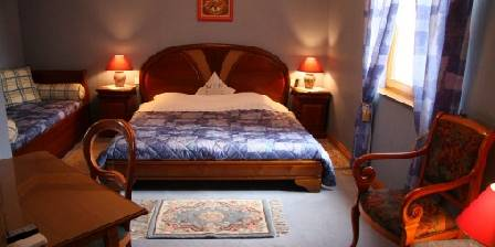 La Romance Chambre Bleuet