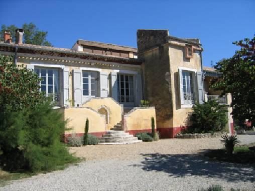 Chambre d'hote Aude - la Rougeanne