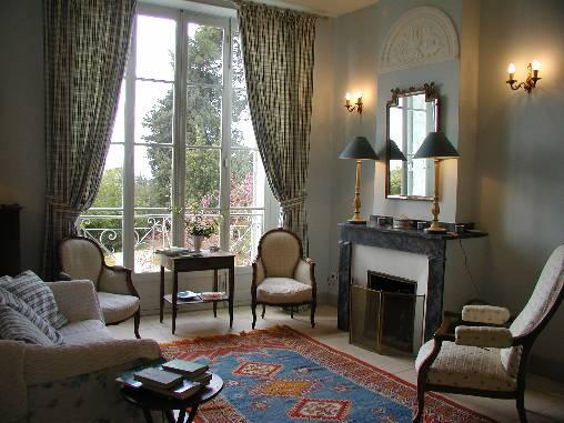 Chambre d'hote Aude - Le Salon d'hôtes