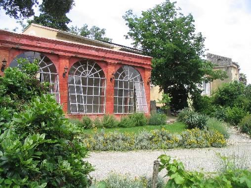 Chambre d'hote Aude - L'Orangerie