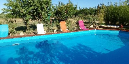Bed and breakfast Mas du Ruisseau > piscine
