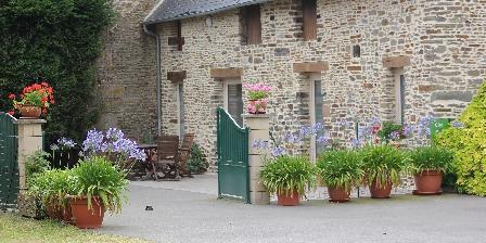 La Provostière - Gîte Le Manoir Gîte Les agapanthes