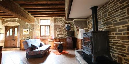 La Provostière - Gîte Le Manoir Salon gîte