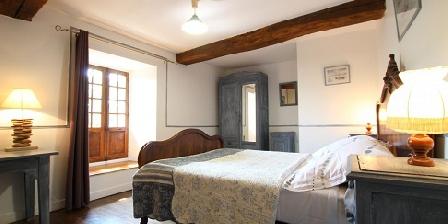 La Provostière - Gîte Le Manoir Chambre bleue gîte