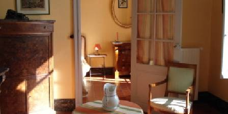 Villa Saint Germain Bed room comtesse