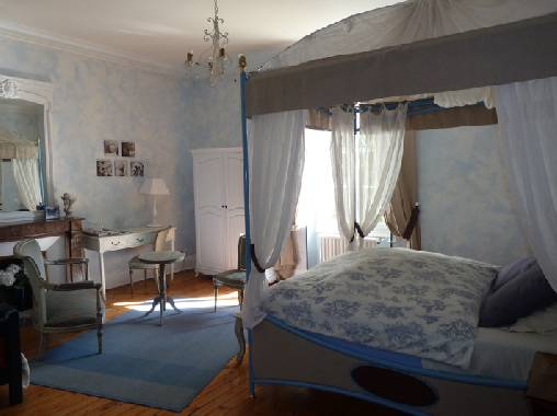 chambre A TIRE D'AILES