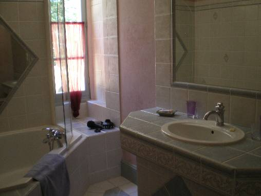 salle de bain brin de provence