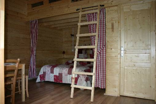 cabane robin des bois