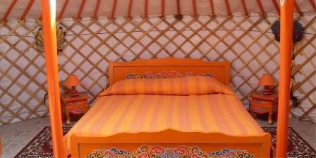 Bed and breakfast Sojapi > LA YOURTE