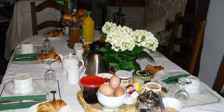La Grosse Haie Le petit déjeuner