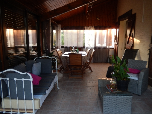 bed & breakfast Marne - the veranda