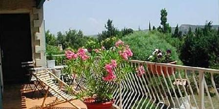 Villa Souleiado Terrasse commune