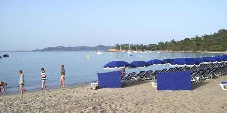 Location de vacances Studio Castelmau > plage de cavalière