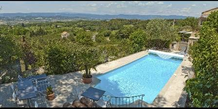 Les Terrasses du Luberon Panoramic view