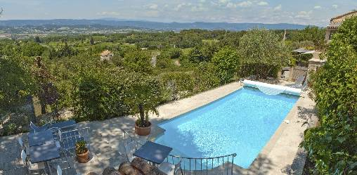 Bed & breakfasts Vaucluse, from 115 €/Nuit. House of character, Bonnieux (84480 Vaucluse), Charm, Guest Table, Swimming Pool, Garden, Net, WiFi, T.V., Parking, 5 Double Bedroom(s), 10 Maximum People, 3 épis Gites De France...