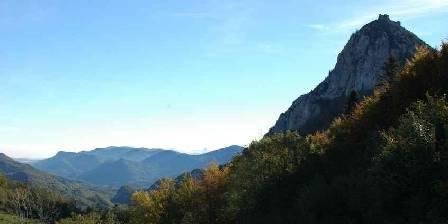 Tindleys La vallée de Fougax et de Montségur