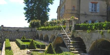 Château du Grand Jardin Le château et les douves