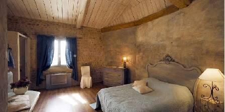 Gästezimmer La Veyrardière > La chambre des Collines