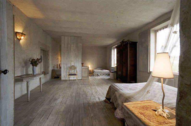 La chambre de l' Alcove