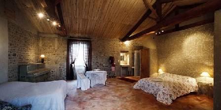 Gästezimmer La Veyrardière > La chambre des Contes