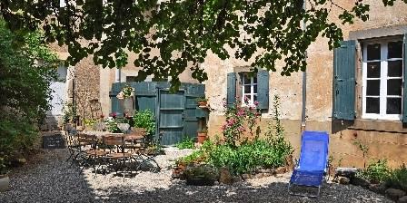 La Vigne Rousse Jardin