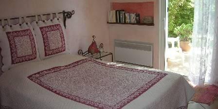 Villa du Petit Port La chambre