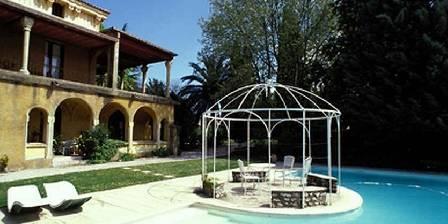 Villa Lafabrègue La piscine