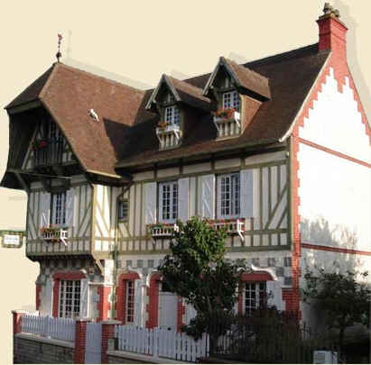Bed & breakfasts Calvados, from 55 €/Nuit. House/Villa, Dives sur mer (14160 Calvados), Baby Kits, 1 Single Bed(s), 2 Double Bedroom(s), 1 Childrens Bedrooms, 10 Maximum People, Cycle, No Smoking House. A proximité : Beach...