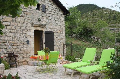 bed & breakfast Lozère - Rural cottage Le Petit Vignot