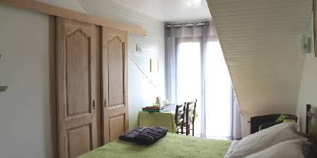 Villa le Vignot Chambre Hélène