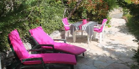 Villa le Vignot Terrasse panoramique