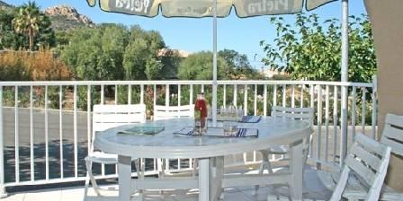 Gîtes Villa Maristella à Algajola