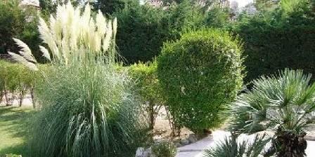 Villa Squadra Une vue du jardin