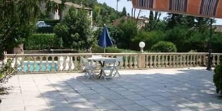 Villa Squadra La terrasse