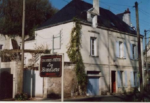 Chambre d'hote Maine-et-Loire - LES BATELIERS